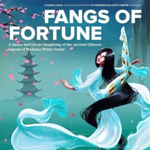 Fangs Of Fortune - Monk