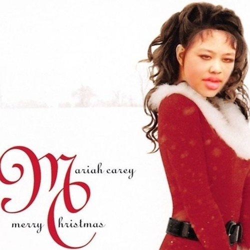 Mariah Carey Christmas Album Cover.Mariah Carey All I Want For Christmas Is You Covered By