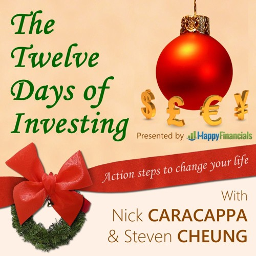 The 3rd Day of Investing : Life (or Death) Insurance! [The 12 Days Of Investing Podcast Series]