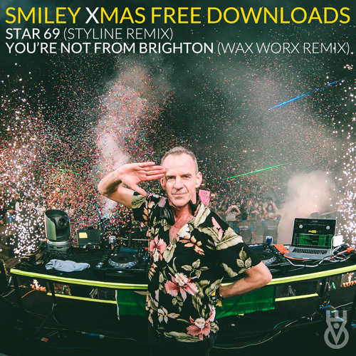 Fatboy Slim - You're Not From Brighton - Wax Worx Re Worx (Free Download)