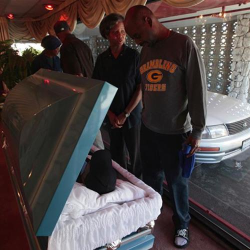 Capo Lee - Funeral Parlor (Prod D.O.K)