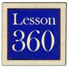 Lesson 360: Peace be to me, the holy Son of God. Peace to my brother, who is one with me.