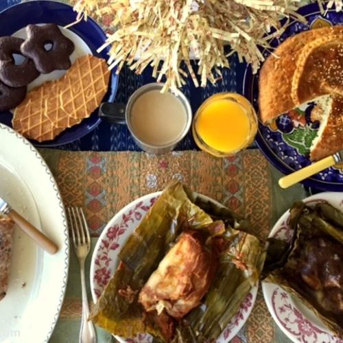 1529, Un desayuno tradicional