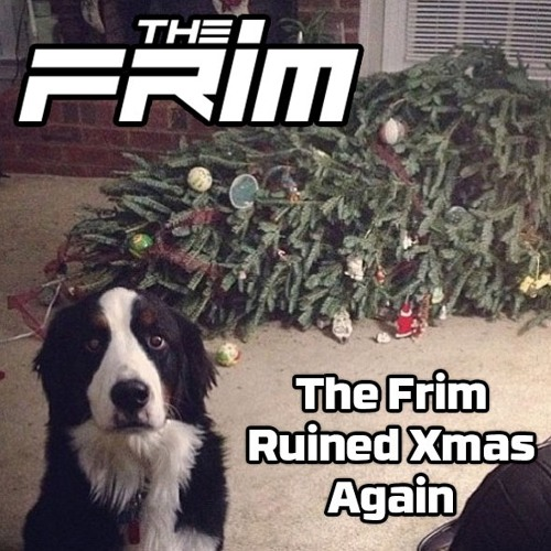The Frim - Ruined Xmas Again (EP) 2015