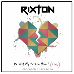 Rixton - Me And My Broken Heart (Frank Chase Remix)
