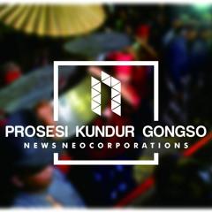 Prosesi Kundur Gongso Sekaten Tahun 2015 (Reporter Herlina)