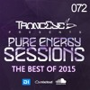 TrancEye - Pure Energy Sessions 072 (THE BEST OF 2015)