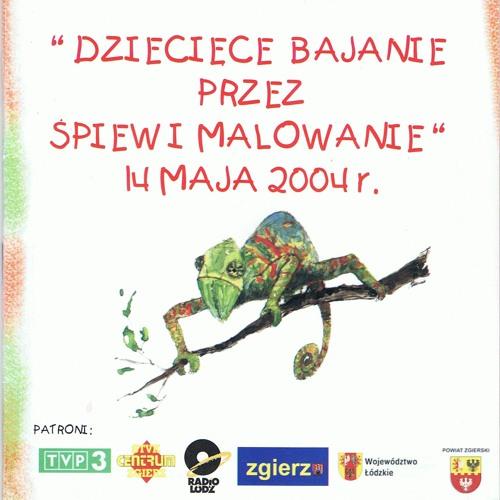 """Bajanie 2004 płyta 1 """"zielona"""""""