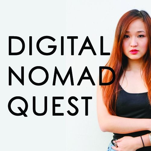 What is the Digital Nomad Quest? (DigitalNomadQuest: Podcast 1)
