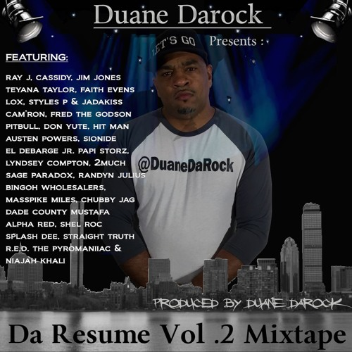 None Of Your Business DuaneDaRock Ft Clay Dub Prod By Duane DaRock  SC