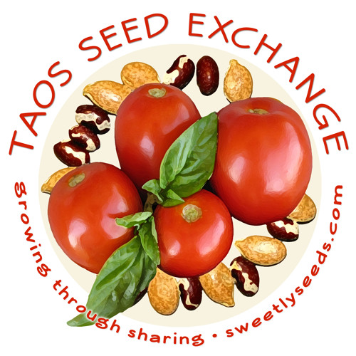 Taos Seed Exchange on KNCE Radio, Taos NM, Dec 19, 2015