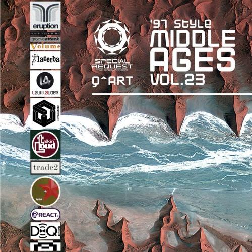 DJ Q^ART - Middle Ages ('97 Style) Vol. 23
