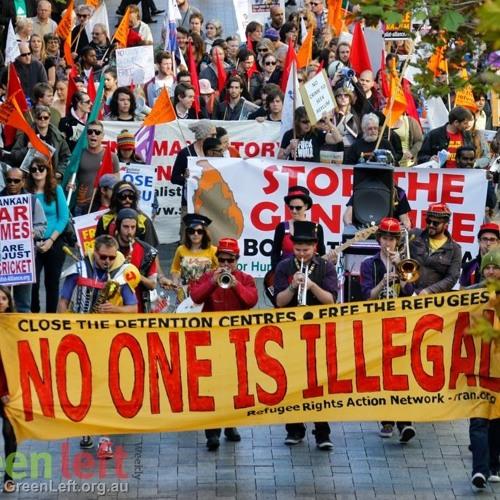 Kaliyugan Pathmanathan and Sarah Ross on Refugee Activism in Australia