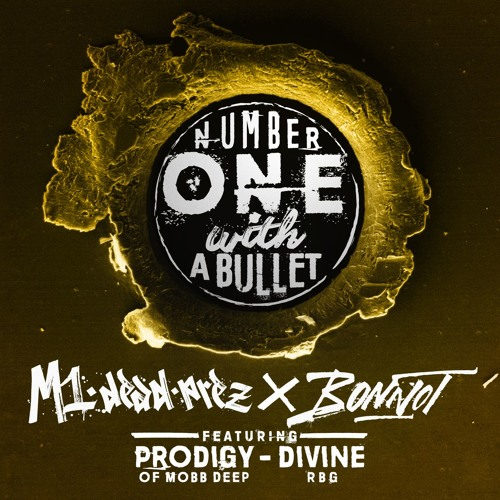 M1 (Dead Prez) - Number One With A Bullet HEAVY HAMMER DUBPLATE