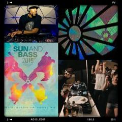 BASED on SunandBass mix 2015