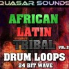 AFRICAN - LATIN - TRIBAL DRUM LOOPS Vol.2  DOWNLOAD