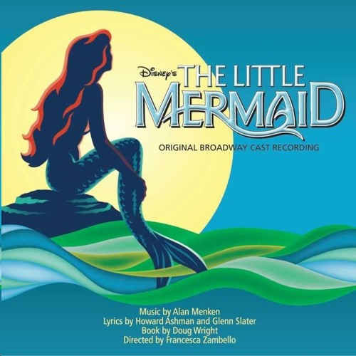The Little Mermaid (Broadway) - Part Of Your World (Instrumental) [Sample]