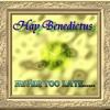 Crying In The Rain (Everly Bros.) - Hay Benedictus