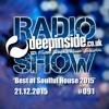 DEEPINSIDE RADIO SHOW 091 'Best of Soulful House 2015'