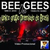 BEE GEES ONE TRIBUTE BAND - DEMO