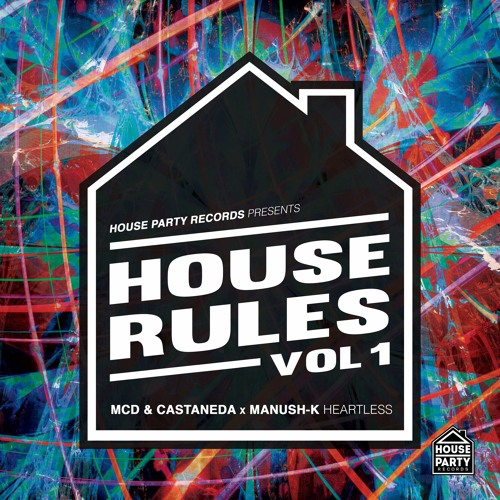 MCD & Castaneda & Manush K - Heartless (Original Mix)