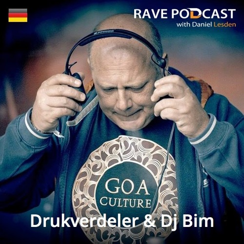 Daniel Lesden - Rave Podcast 042: guest mix by Drukverdeler & Dj Bim (Netherlands / Germany)