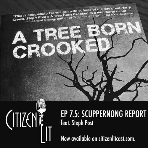 Episode 7.5: Scuppernong Books Scene Report