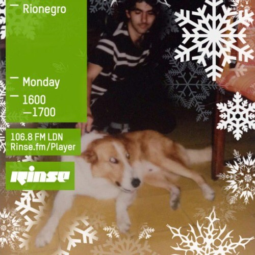 Rinse FM Podcast - Rionegro - 28th December 2015