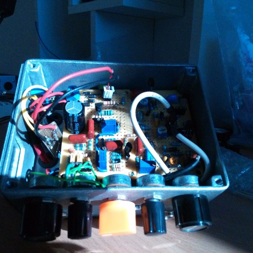 EVH 5153 preamp