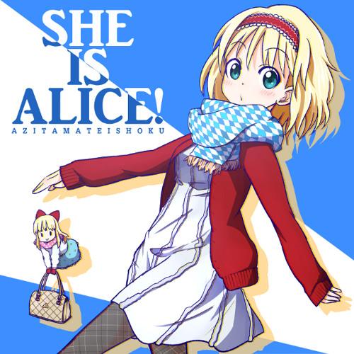 She Is Alice XFD
