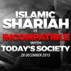 Islamic Sharia is Incompatible with Today's Society