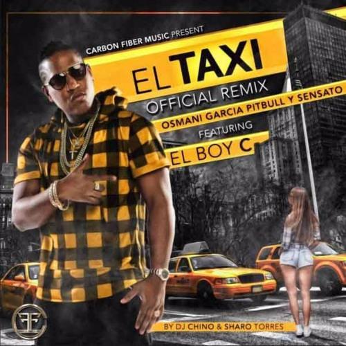 EL TAXI REMIX - JAMX 2016 - DEMO MP3 48 KBPS