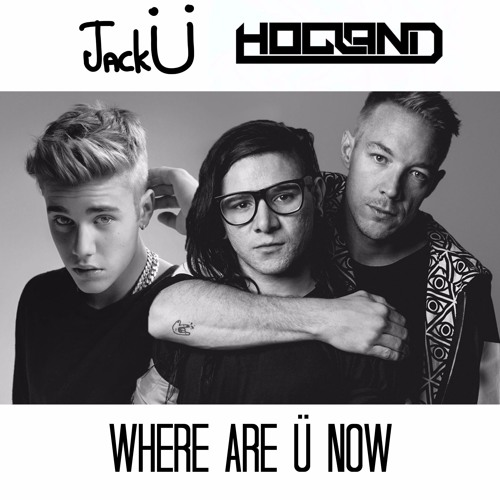 Skrillex And Diplo - Where Are Ü Now (feat. Justin Bieber) (Hogland Remix)