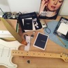 jam with my new guitar and line 6 dl4
