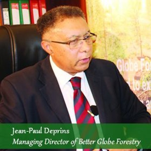 Miti Magazine Interviews Jean-Paul Deprins, Better Globe Forestry Managing Director