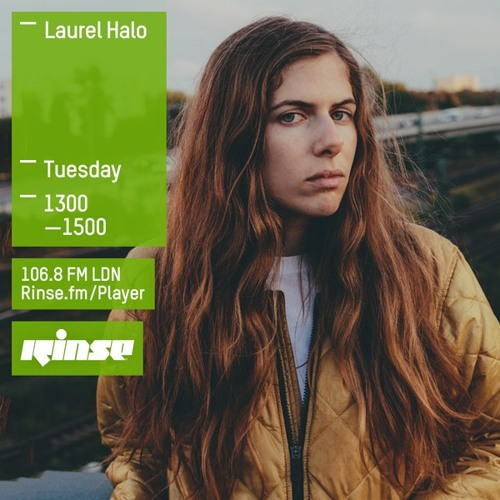 Rinse FM Podcast - Laurel Halo - 29th December 2015