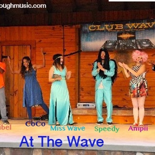 """""""At The Wave"""""""