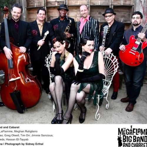 MegaFlame Big Band & Cabaret