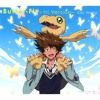 Digimon Adventure tri. OP - Butter-Fly (cover by ehmz)