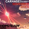 Carnage Feat. Tomas Barford & Nina Kinert - November Skies (Hopsteady Remix) [FREE DOWNLOAD]