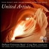 """Variations of """"America"""" by Charles Ives, arr. Schuman/Rhoads"""