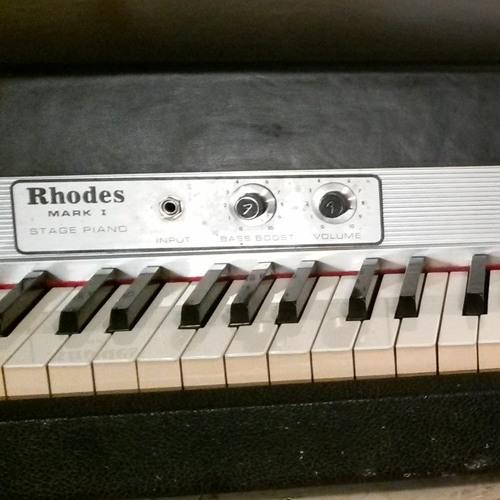 Rhodes Mark 1 Stage - Serial 44075 - 4474