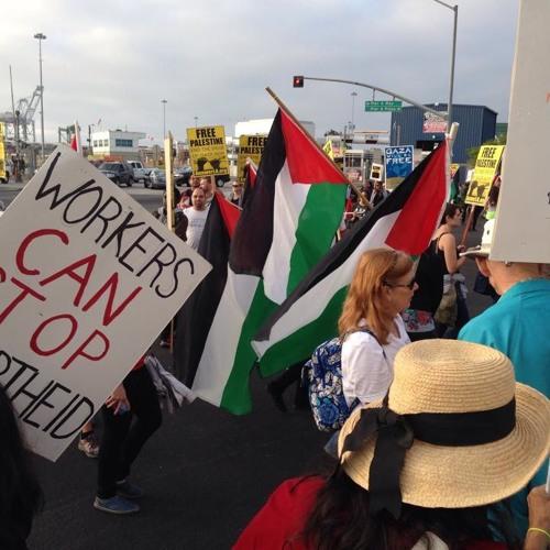 WW12-29-15 UAW2865 & Palestine-SF  LaborAnd Mario Woods Murder