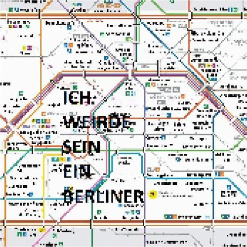 Ich werde sein ein Berliner