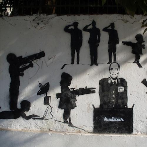 Silverback Guerrillas