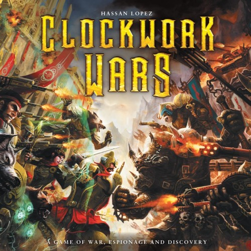 Episode 9 - Craig Cillessen & Clockwork Wars Review