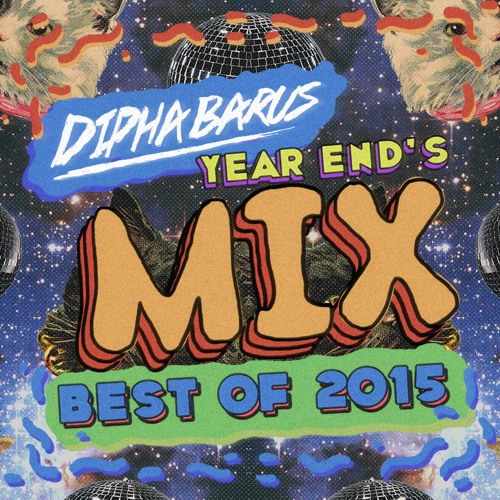 DIPHA BARUS - Best Of 2015 Mix