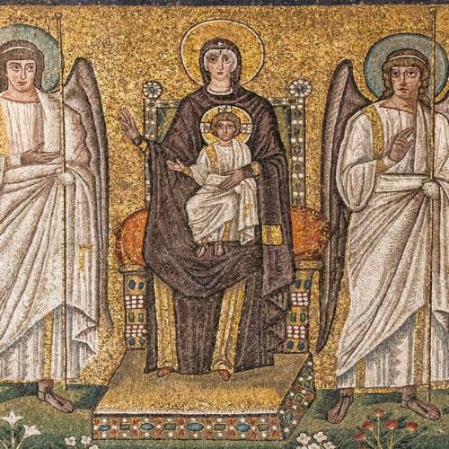 Uroczystość Świętej Bożej Rodzicielki Maryi 2012