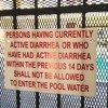No Poo In Pool