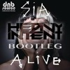 DNBSOURCEFREE 002 - SIA - Alive (Heavy Intent Bootleg)***FREE DOWNLOAD***